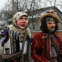 Майстер-клас «Маланка або український карнавал»