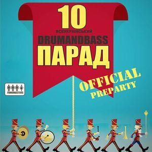 Офіційна препаті Всеукраїнського DnB Параду