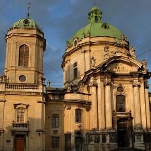 Церква Святої Євхаристії / Домініканський собор