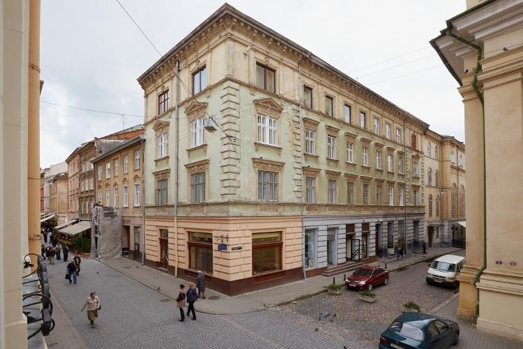 Апартаменти на вулиці Краківській, 24