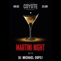 Вечірка Martini Night