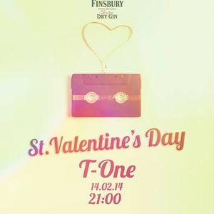 Вечірка «День святого Валентина» @ Music Lab