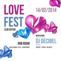 Вечірка Love Fest 2014