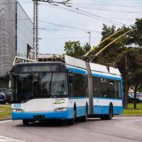 Громадський транспорт Таллінна: історія успіху
