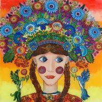 Виставка дитячих робіт «Світе тихий, краю милий, моя Україно!»