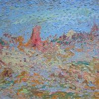 Виставка живопису Любомира Тимківа «Дзюркотіння рідного краю»
