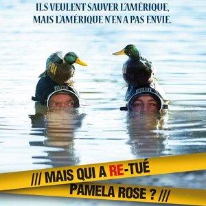 Фільм «Спецагенти на відпочинку» (Mais qui a re-tué Pamela Rose?)