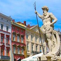 Лекція Юрія Бірюльова «Класицизм у львівській скульптурі»