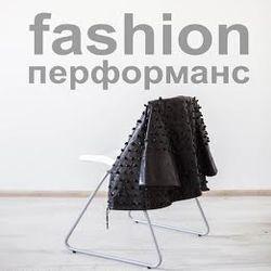 Fashion-перформанс Руслана Багінського The Protest