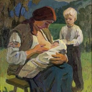 Творче заняття і майстер-клас до Дня Матері