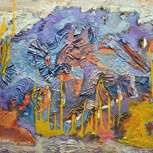 Виставка живопису Максима Рябчуна «Горизонталь кольору»