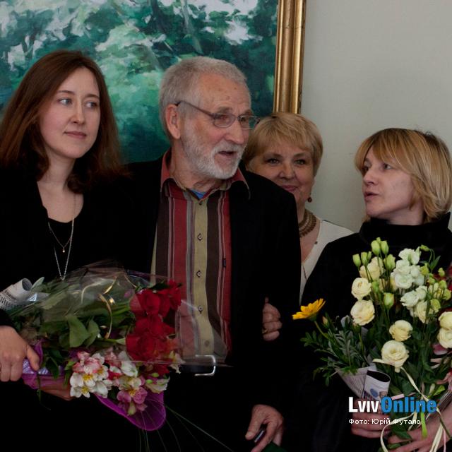 Відкриття виставки міжнародного проекту «Барви Розточчя»