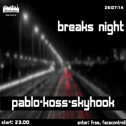 Вечірка Breaks Night