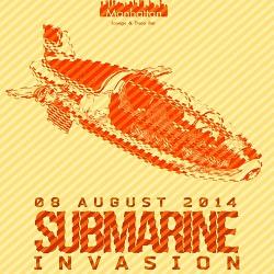Вечірка Submarine Invasion