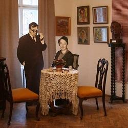 Мистецька акція до Дня народження художника Леопольда Левицького