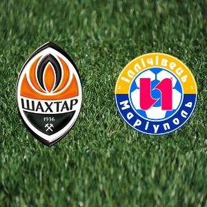 Футбол. Прем'єр-ліга. «Шахтар» (Донецьк) - «Іллічівець» (Маріуполь)