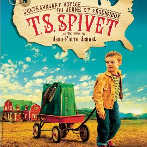 Фільм «Неймовірна подорож містера Співета» (L'Extravagant voyage du jeune et prodigieux T.S. Spivet)