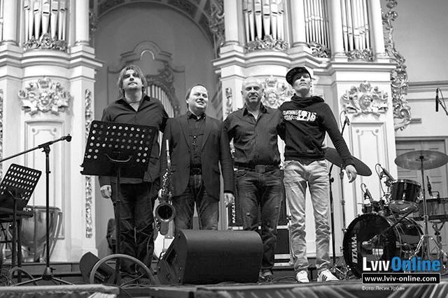 Фото з концерту Ballad Kolo