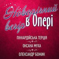 Концерт «Новорічний вечір в Опері»