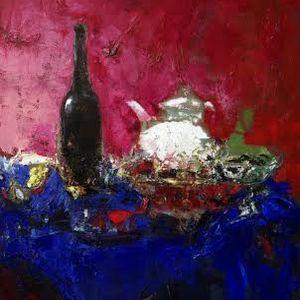 Виставка живопису та рисунку Ніни та Сергія Резніченків