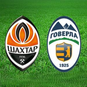Футбол. Чемпіонат України. «Шахтар» (Україна) - «Говерла» (Ужгород)