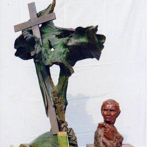 Мистецька зустріч та відкриття виставки «Народна різьба у творчості Володимира Заремби»