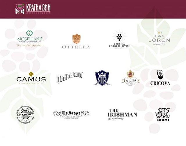 Партнери винних магазинів «Країна вин»