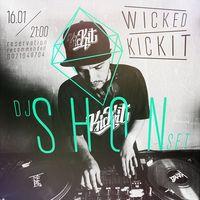 Вечірка Wicked Kickit