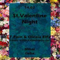 Вечірка  St.Valentine Night @ Manhattan