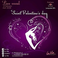 Вечірка Saint Valentine's Day @ La Vie
