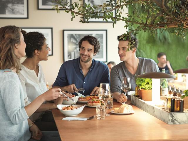 Ресторан «Vapiano»