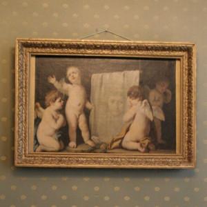 Виставка однієї картини «Хустина Вероніки»