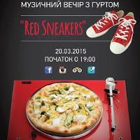 Музичний вечір з Red Sneakers