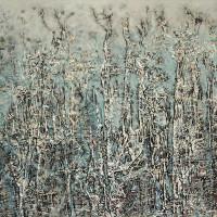 Виставка живопису Людмили Давиденко «Візії»