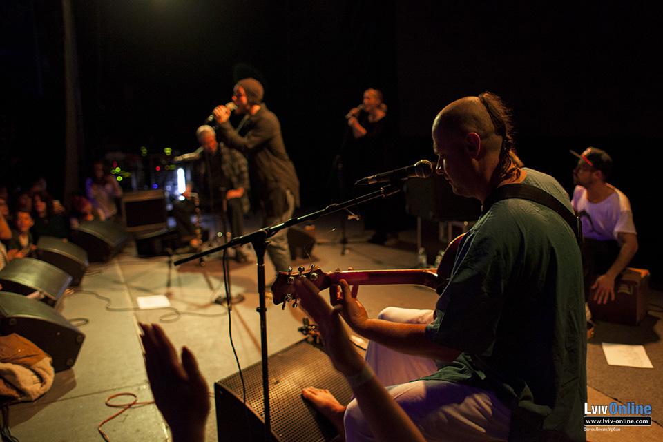 Фото з концерту Sunsay у Львові