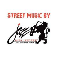 Свято вуличної музики - Street Music by Alfa Jazz