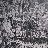 Проект для дітей «Графічна казка Леопольда Левицького»