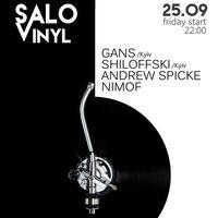 Вечірка Salo Vinyl
