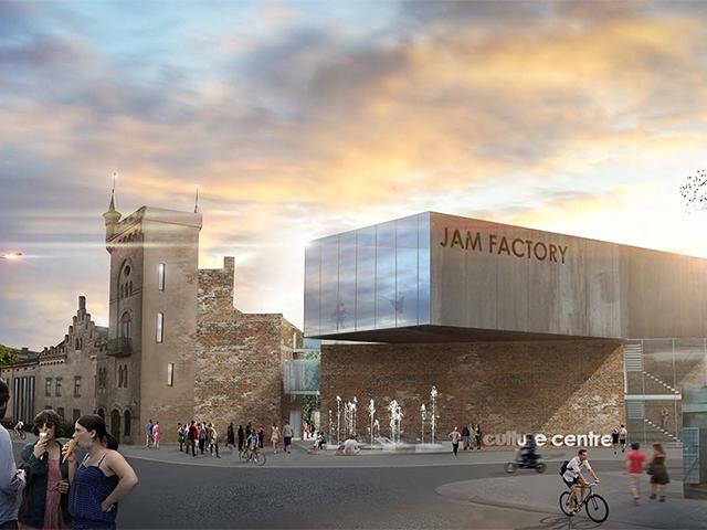 «Фабрику повидла» пропонують перетворити в мистецький центр