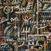 Виставка «Зеновій Флінта: живопис, графіка, кераміка»