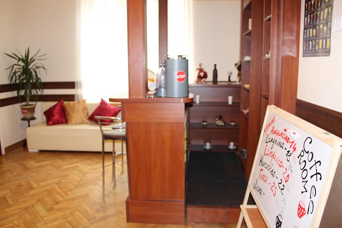 Квест-кімната «Coffee Room»