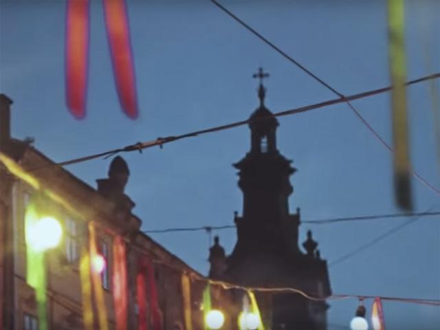Промо-відео Львова: «Живи. Працюй. Насолоджуйся»