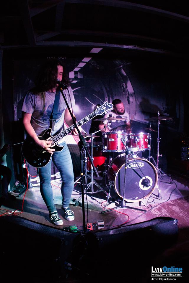 Фото з концерту Stoned Jesus