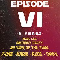 Вечірка Music Lab Birthday Party – Episode VI
