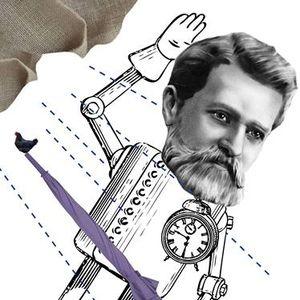 Лекція Ростислава Чопика «7 житів Нечуя-Левицького»