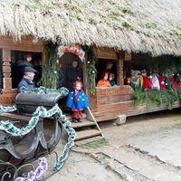 Театралізована екскурсія «Святий Миколай у гаю»