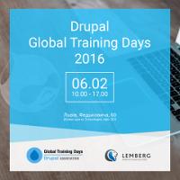 Семінар «Привіт Drupal». Drupal Global Training Days 2016