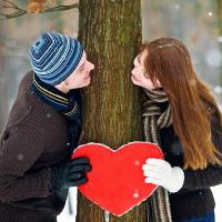 Романтичний квест-змагання до дня святого Валентина