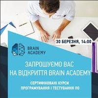 Відкриття Brain Academy Lviv