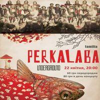 Familia Perkalaba презентує нову програму